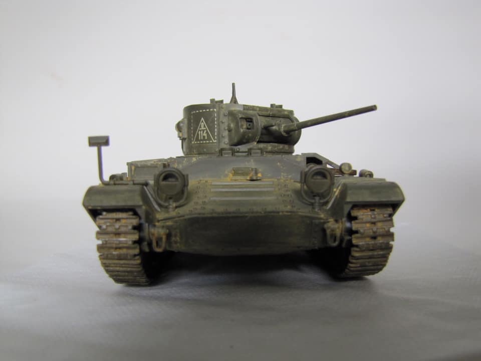 Valentine - Maquette 1/35 - Troy Byrne