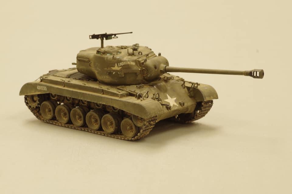 T-26E3 Heavy Tank - Dragon 1/35 - Troy Byrne