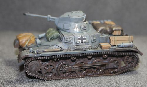 Panzer 1 - Steve Thompkins